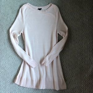 Ann Taylor Factory light sweater/tunic